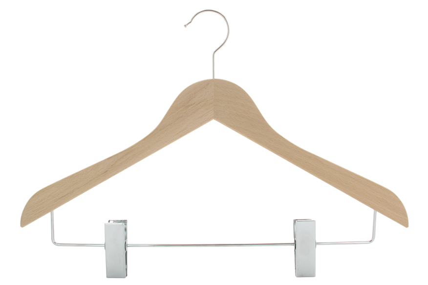 cintre-bois-129c-avec-pinces-jupes-cintres-actus-france