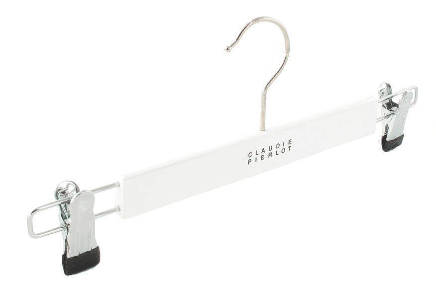 cintre-bois-blanc-pinces-1612-logo-noir-cintres-actus-france