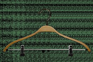 cintre-bois-l147c-avec-pinces-cintres-actus
