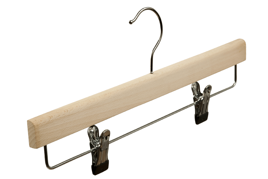 cintre-bois-pantalon-e1902-avec-pinces-cintres-actus-france