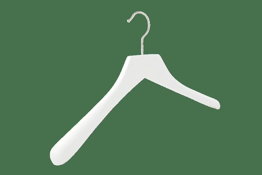 cintre-bois-blanc-veste-446-logo-laser-cintres-actus-france