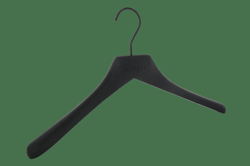 cintre-bois-noir-446-logo-laser-cintres-actus-france